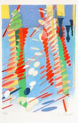 Estampe de Bernard Moninot