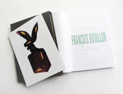 François Bouillon, Être Tas / Et Astre de Jean Arrouye (Tirage de tête)
