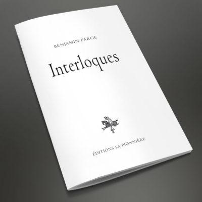 Interloques de Benjamin Farge