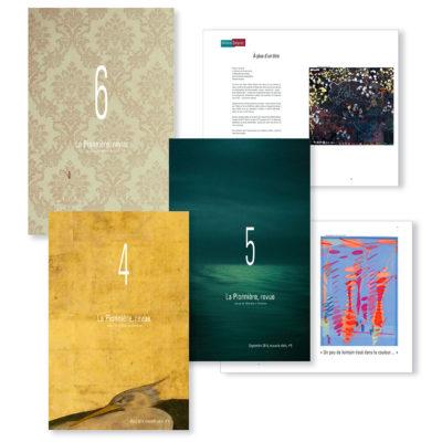 Abonnement La Pionnière, revue N° 3, 4 et 5