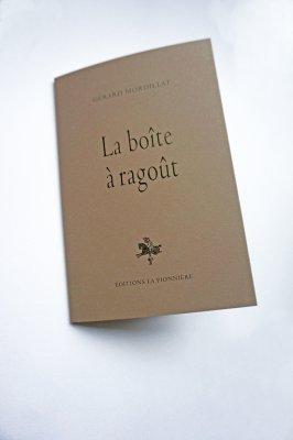 Ragout de Gérard Mordillat