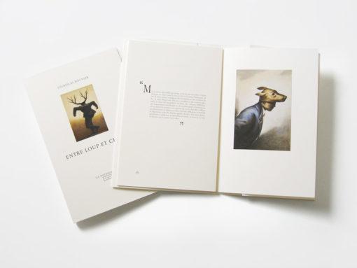 Entre loup et chien de Stanislas Bouvier