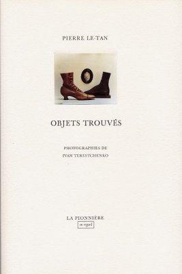 Objets trouvés de Pierre Le-Tan