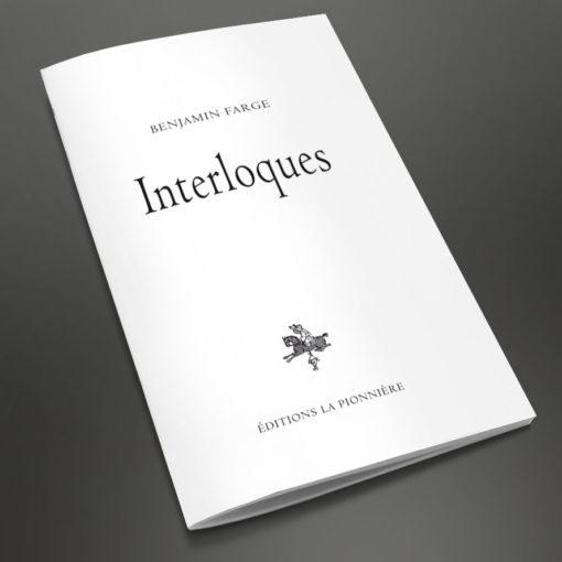 «Interloques» de Benjamin Farge