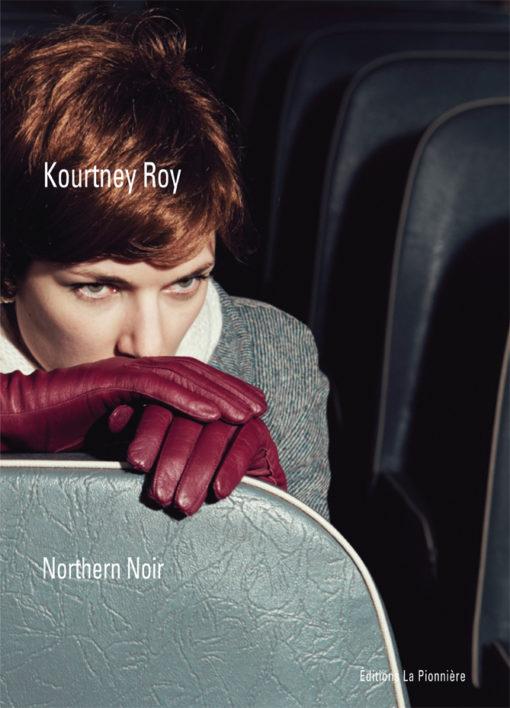 Kourney Roy – couverture livre 2016 – Editions La Pionniere