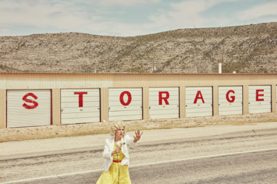 « Sorry, No Vacancy » Photographies de Kourtney Roy – Tirage de tête